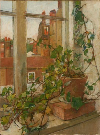 WINDOW IN HAMPSTEAD
