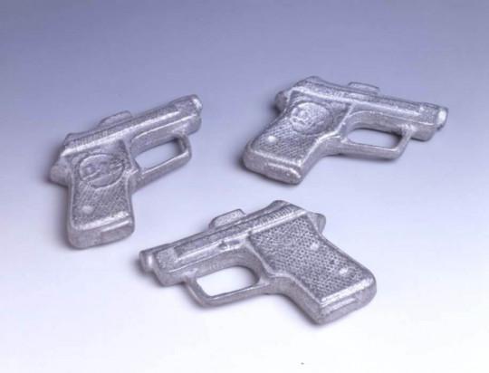 ALUMINIUM GUN