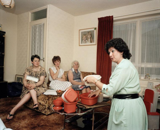 TUPPERWARE PARTY, SALFORD