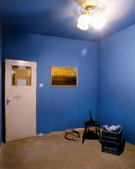 HEROIN ROOM (THE CORAL REEF, 2000)