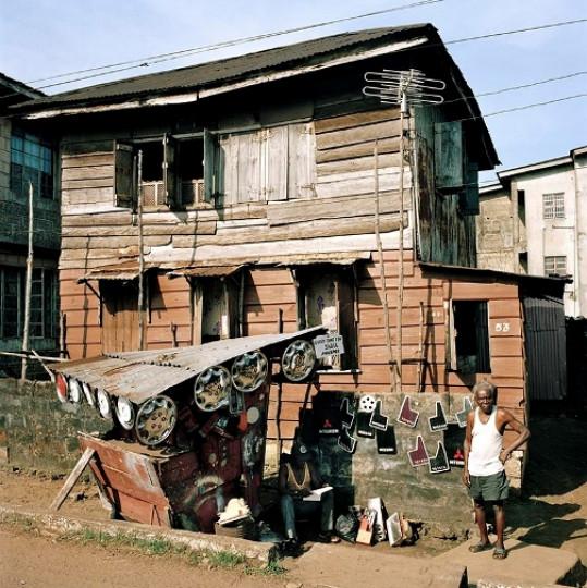 JAMES LEWIS, 53 ADELAIDE STREET, FREETOWN, SIERRA LEONE