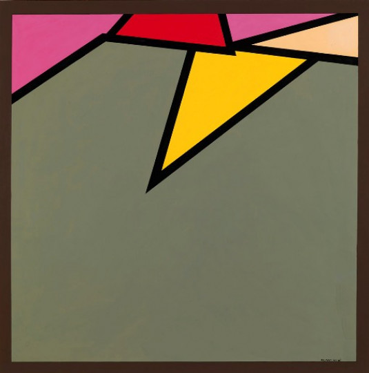 GOUACHE (PINK, YELLOW AND GREEN)