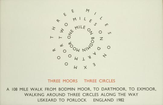 Three Moors, Three Circles