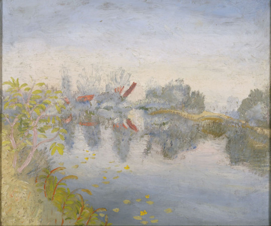 DAWN ON THE LOIRE