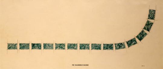 'THE LITTLE RAILWAY' (3) THE KALGOORLIE RAILWAY
