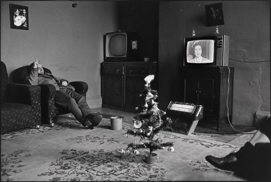 CHRISTMAS DAY, PETRUS COMMUNITY HOSTEL, EVERTON,  LIVERPOOL 3