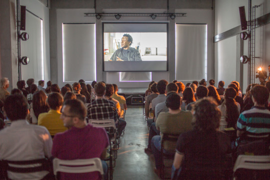 Moving Pictures: Artists' Films from the Film London Jarman Award