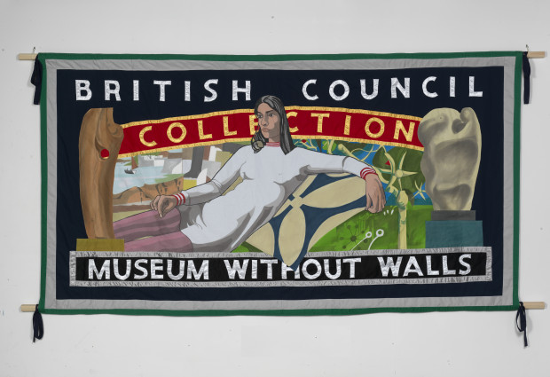 British Council Collection Banner