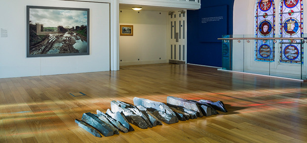 In Sense of Place, an exhibition at Highlanes Gallery