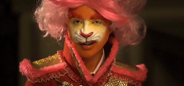 Rachel Maclean, The Lion and the Unicorn, 2012