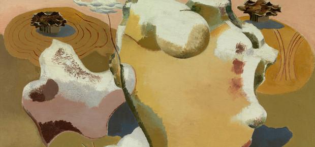 Landscape of the Megaliths, 1934, Paul Nash